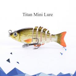Titan Mini Swimming Lure
